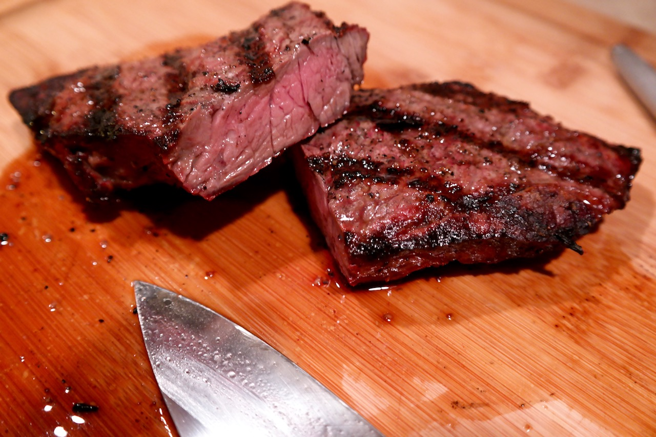 Grilled Sirloin Steak | Our Crafty Kitchen (Recipes ...
